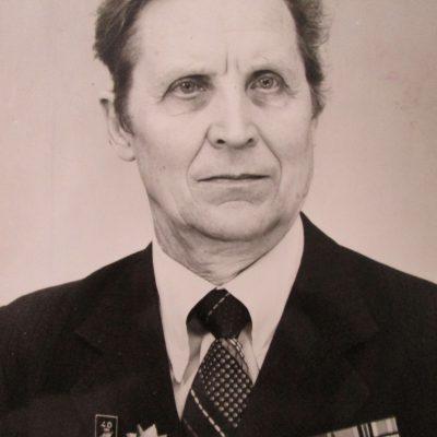 Отец Маргариты Ивановны Иван Егорович Барыгин
