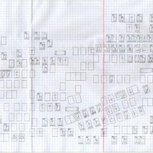 План кладбища. Составила н.с. ТОКМ Донцова А.