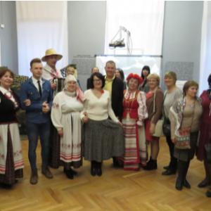 Мастер-класс по народному танцу «Лявониха» в Томском областном краеведческом музее